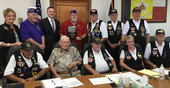Presentation-to-Veterans