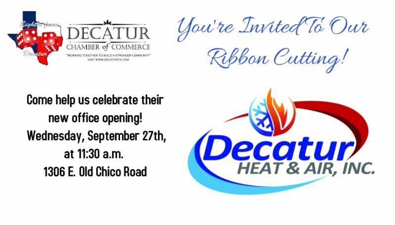 Decatur Heat and Air Inc