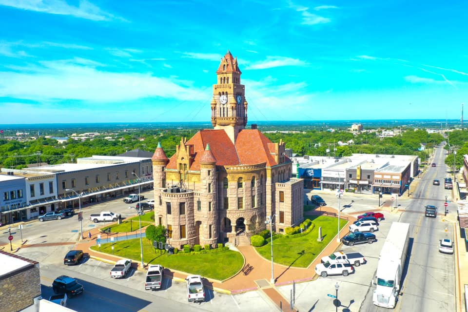 Decatur Texas Courthouse